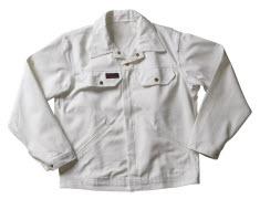 00207-630-06 Jakke - hvid