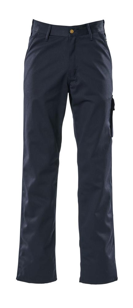 00299-430-01 Bukser med lårlommer - marine