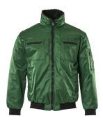 00516-620-03 Pilotjakke - grøn