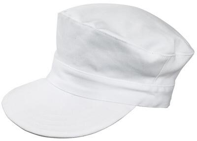 00530-630-06 Cap - hvid