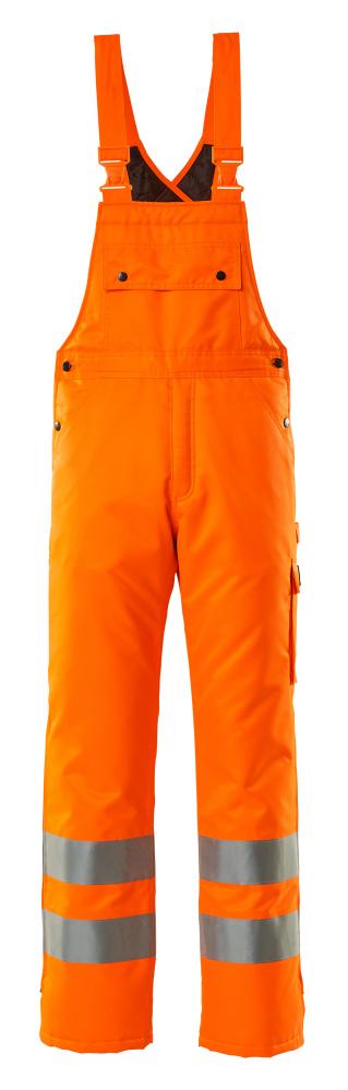 00592-880-14 Vinteroverall - hi-vis orange