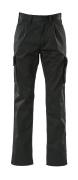 00773-430-09 Bukser med lårlommer - sort