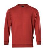 00784-280-02 Sweatshirt - rød