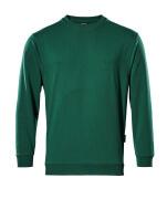 00784-280-03 Sweatshirt - grøn