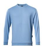 00784-280-A55 Sweatshirt - lys blå
