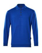 00785-280-11 Polosweatshirt - kobolt