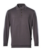 00785-280-888 Polosweatshirt - antracit