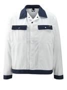 04509-800-61 Jakke - hvid/marine