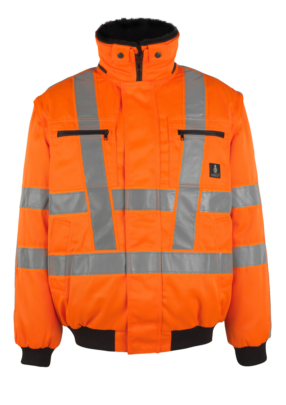 05020-660-14 Pilotjakke - hi-vis orange