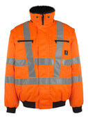 05020-660-14 Pilotjakke - hi-vis orange