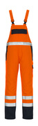 05192-064-141 Overall - hi-vis orange/marine