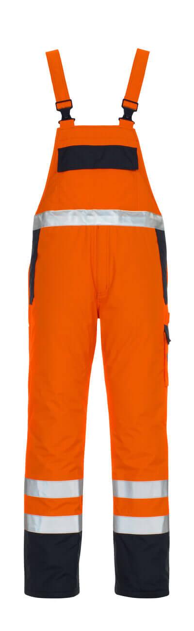 05192-064-141 Overall - hi-vis orange/marine