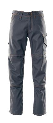05279-010-010 Bukser med lårlommer - mørk marine