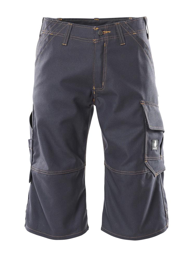 06049-010-010 Shorts, lange - mørk marine