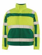 07109-470-1703 Jakke - hi-vis gul/grøn