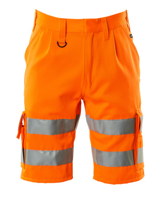 10049-860-14 Shorts - hi-vis orange