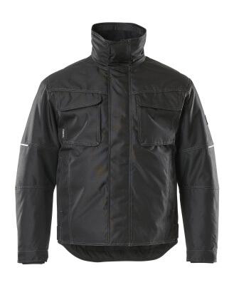 10135-194-010 Vinterjakke - mørk marine