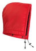 10539-620-02 Hætte - rød