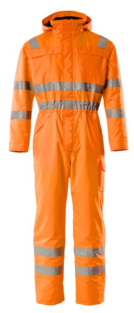 11119-880-14 Vinterkedeldragt - hi-vis orange
