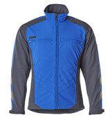 12002-149-11010 Softshell jakke - kobolt/mørk marine