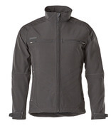 12102-149-09 Softshell jakke - sort