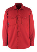 13004-230-02 Skjorte - rød