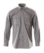 13004-230-888 Skjorte - antracit