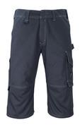 14549-630-010 Shorts, lange - mørk marine