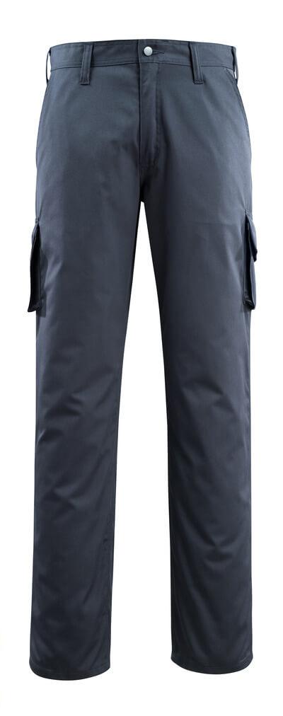 14779-850-010 Bukser med lårlommer - mørk marine