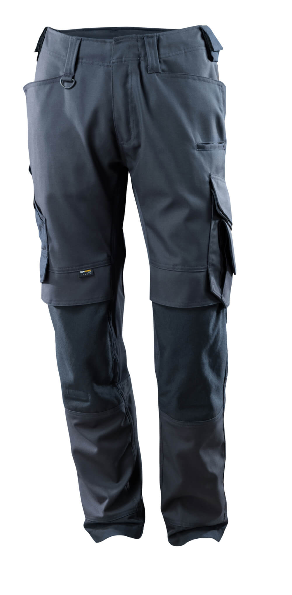 15079-010-010 Bukser med knælommer - mørk marine