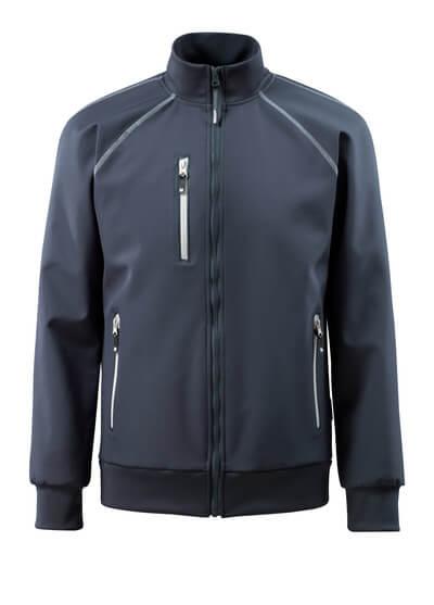 15202-220-010 Softshell jakke - mørk marine