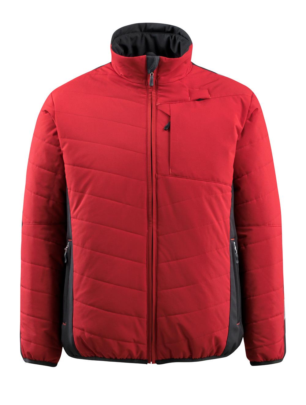 15615-249-0209 Termojakke - rød/sort