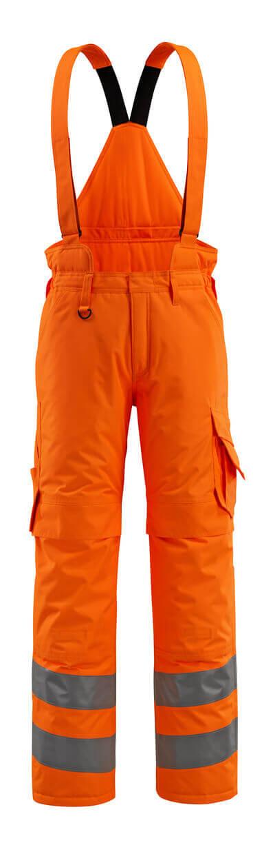 15690-231-14 Vinterbukser - hi-vis orange