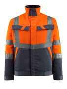 15909-948-14010 Jakke - hi-vis orange/mørk marine