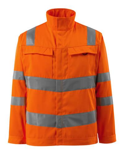 16909-860-14 Jakke - hi-vis orange