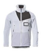17101-311-0618 Jakke - hvid/mørk antracit