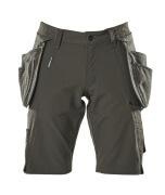 17149-311-18 Shorts - mørk antracit