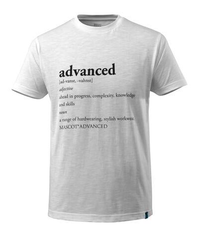 17181-983-06 T-shirt - hvid