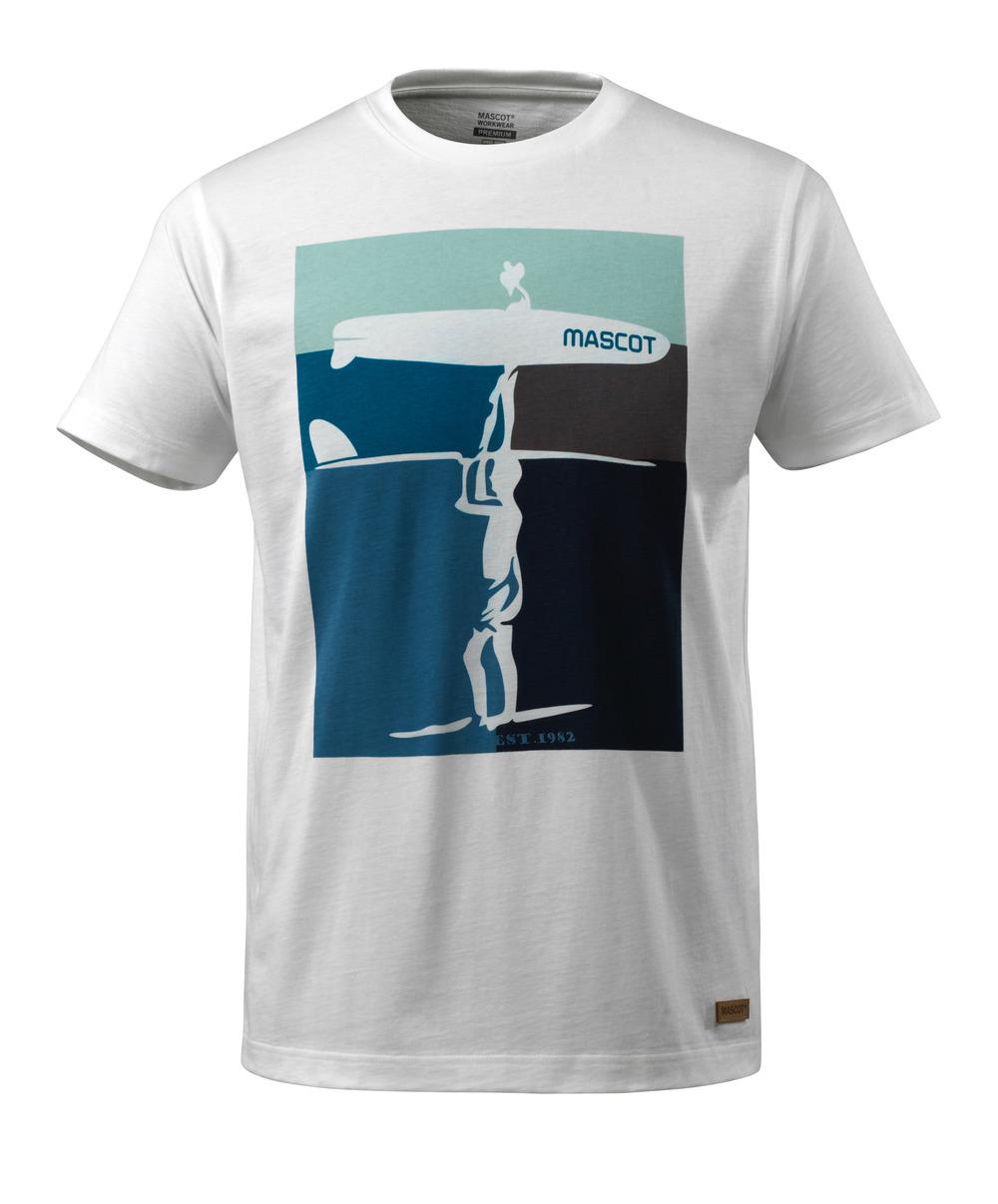 17182-250-06 T-shirt - hvid