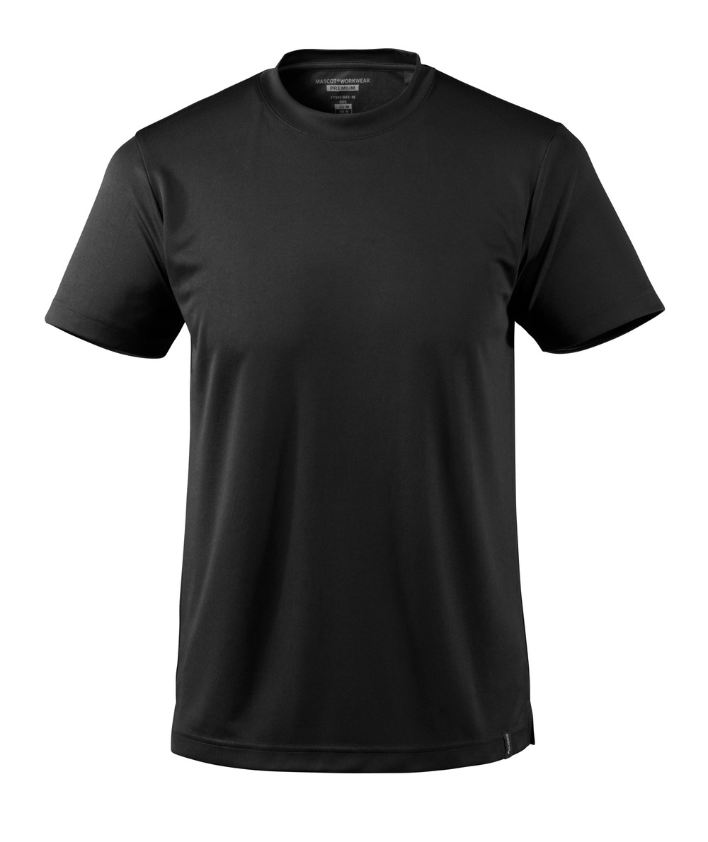 17382-942-09 T-shirt - sort