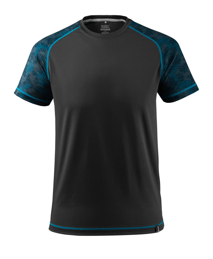 17482-944-09 T-shirt - sort