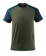 17482-944-33 T-shirt - mosgrøn