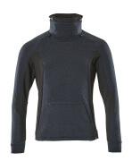 17584-319-01009 Sweatshirt - mørk marine/sort