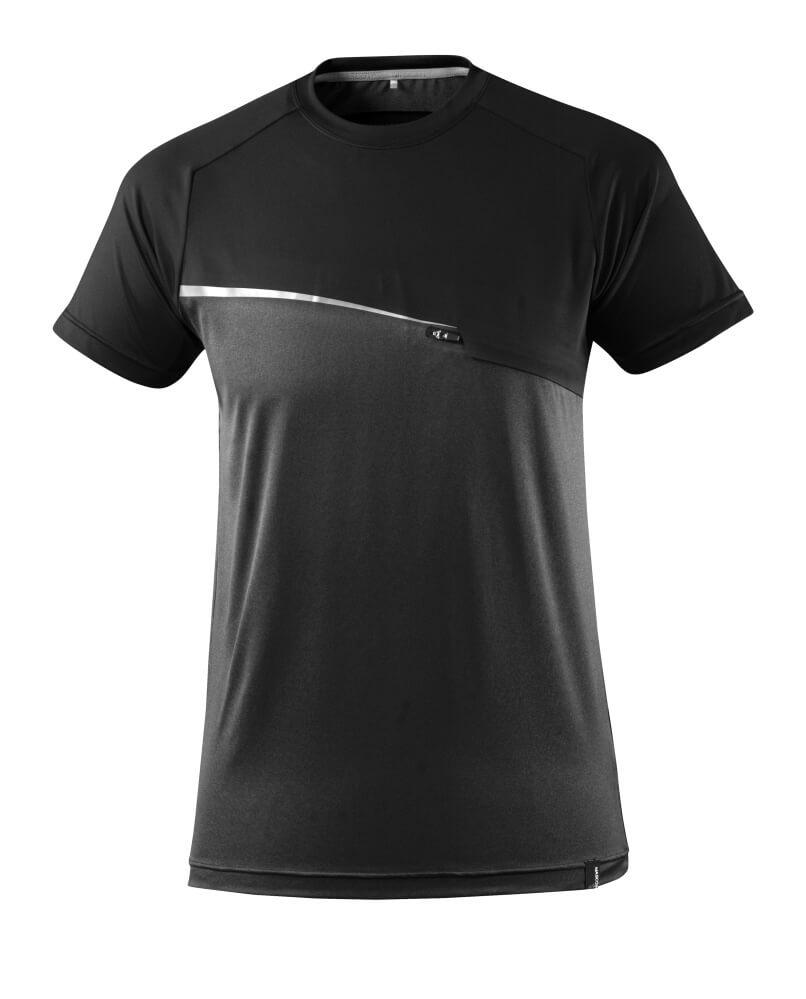 17782-945-09 T-shirt - sort