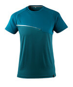 17782-945-44 T-shirt - mørk petroleum