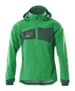 18001-249-33303 Skaljakke - græsgrøn/grøn