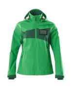 18011-249-33303 Skaljakke - græsgrøn/grøn