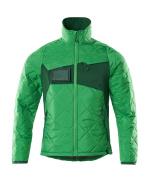 18015-318-33303 Jakke - græsgrøn/grøn