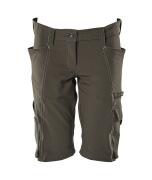 18044-511-18 Shorts - mørk antracit