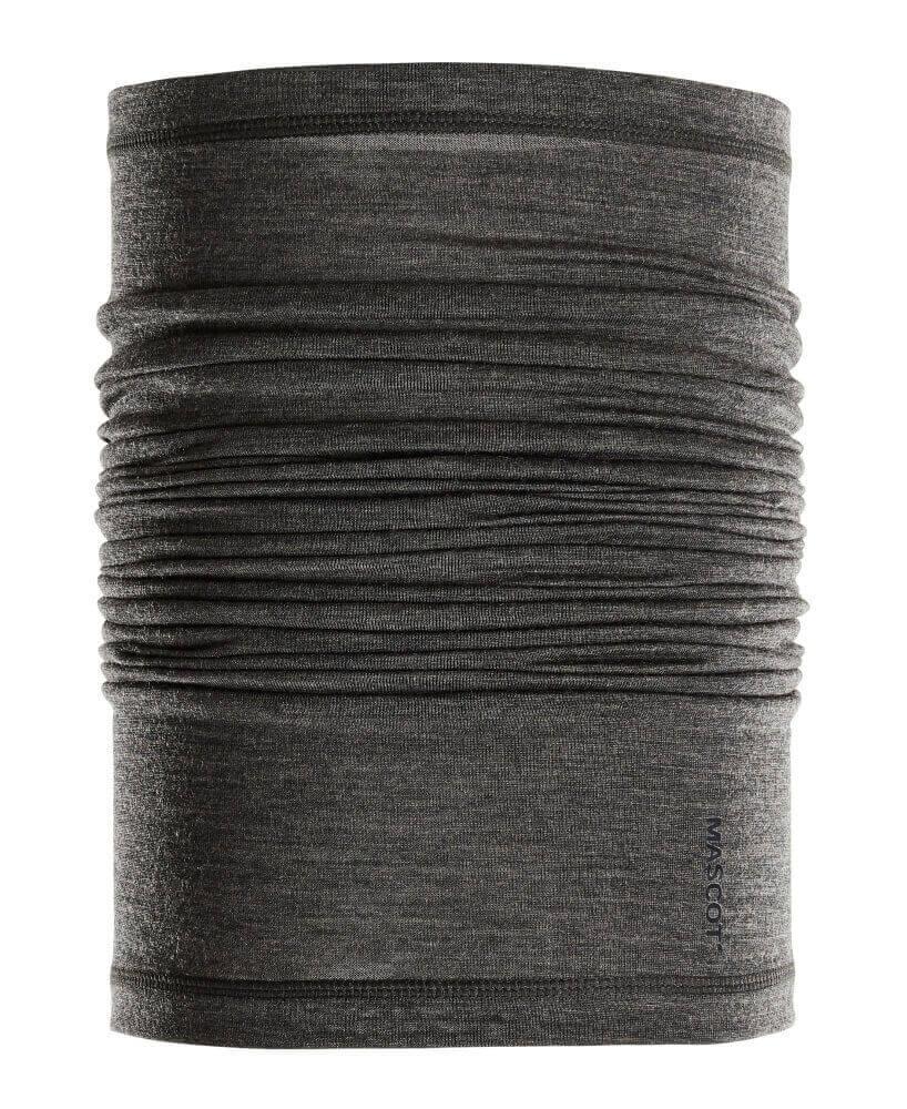 18250-803-189 Halsvarmer - mørk antracit-meleret